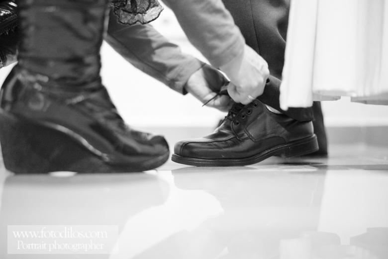 Zapatos de comunión