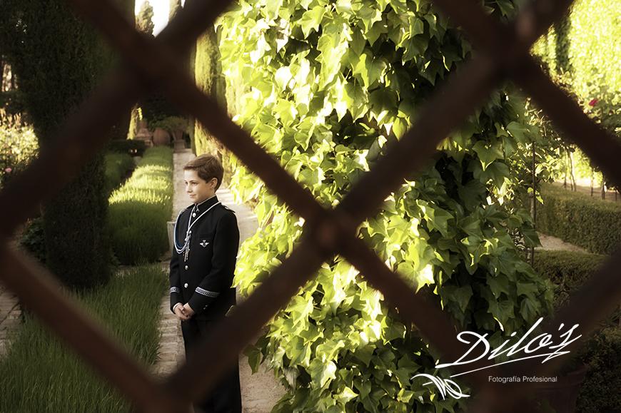 FSesión Fotográfica en palacio de Galiana