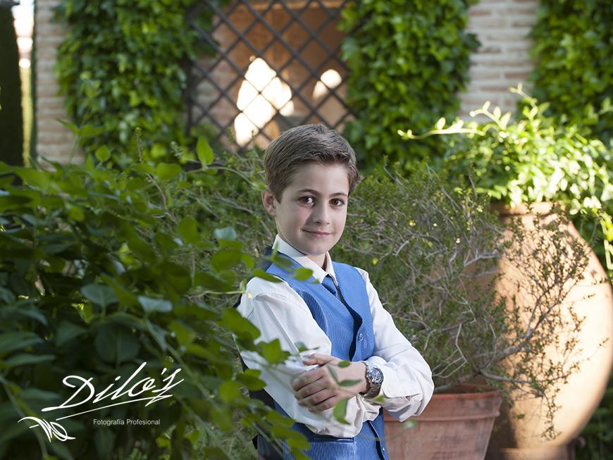 Fotografías de comunión en Palacio de Galiana (3)