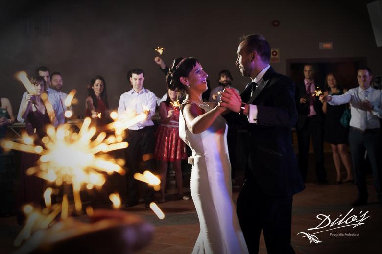882 Primer Baile en boda del hotel cigarral el bosque