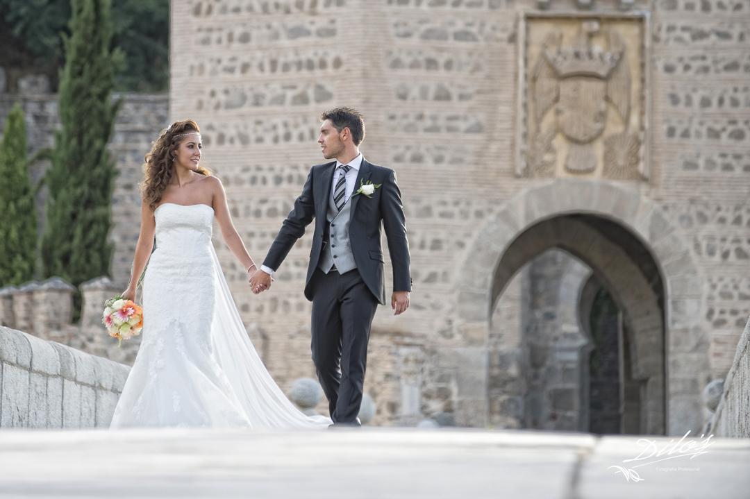 Matrimonio Simbolico En San Andres : Boda en la iglesia de san andrés y el cigarral