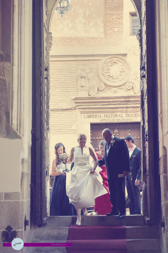 Boda Catedral de Toledo y Hotel Dómenico, Javier y Yolanda (18)