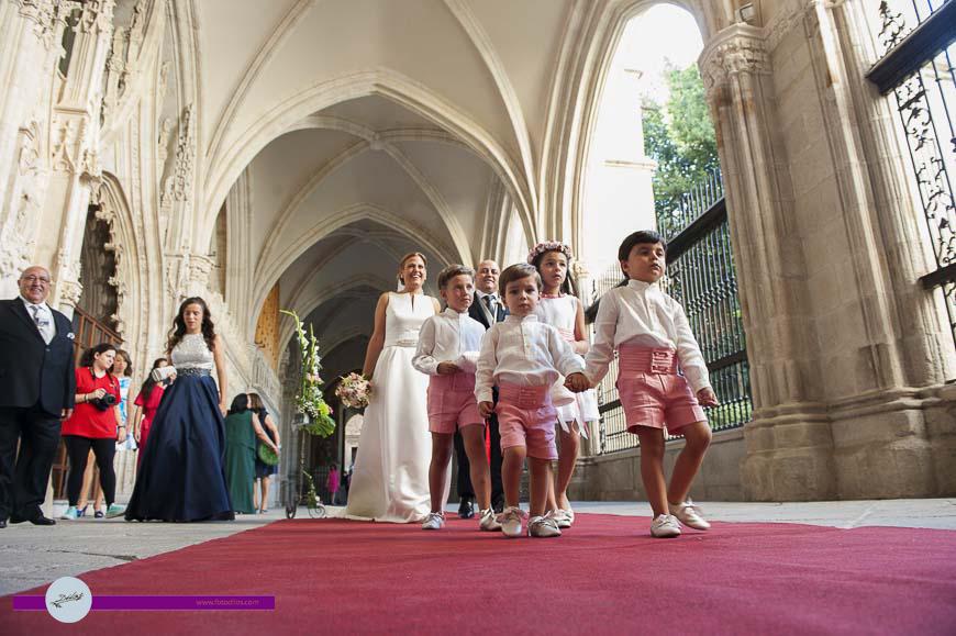 Boda Catedral de Toledo y Hotel Dómenico, Javier y Yolanda (19)