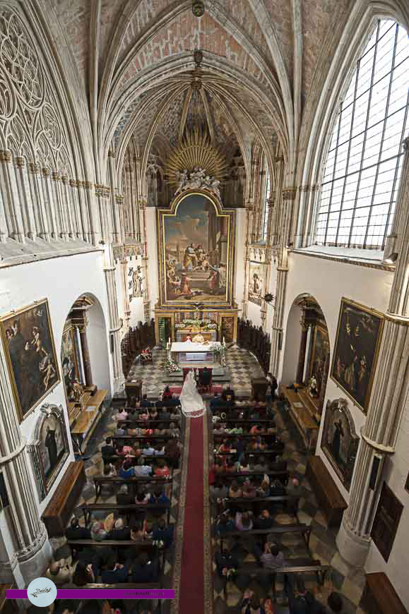 Boda Catedral de Toledo y Hotel Dómenico, Javier y Yolanda (23)