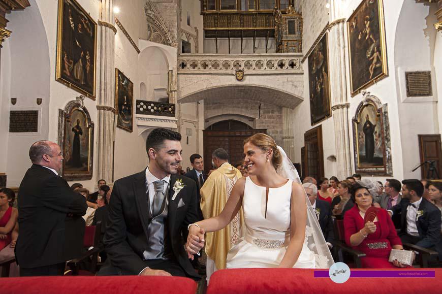 Boda Catedral de Toledo y Hotel Dómenico, Javier y Yolanda (26)