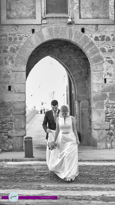 Boda Catedral de Toledo y Hotel Dómenico, Javier y Yolanda (36)
