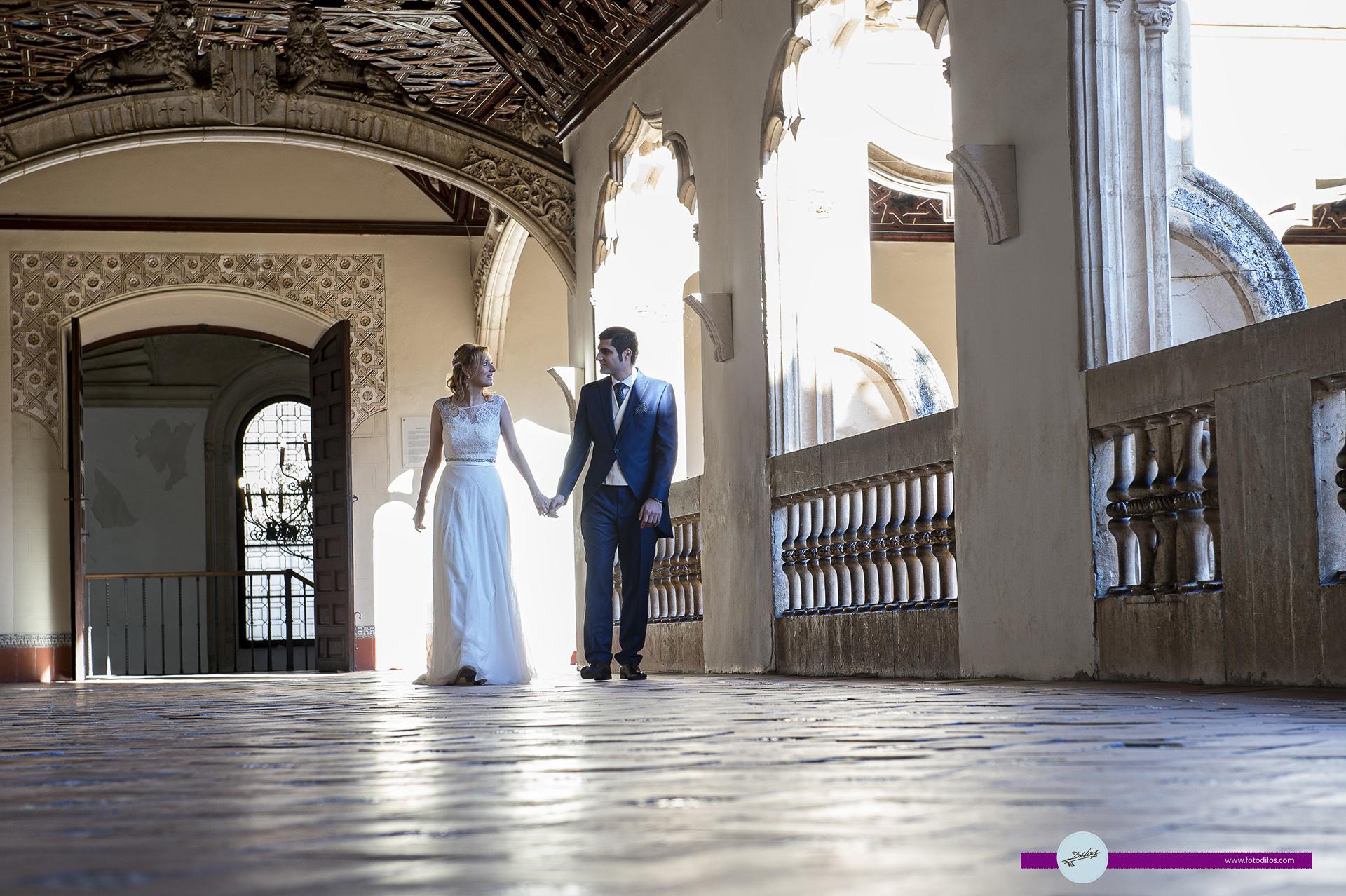 Post boda en Toledo-2