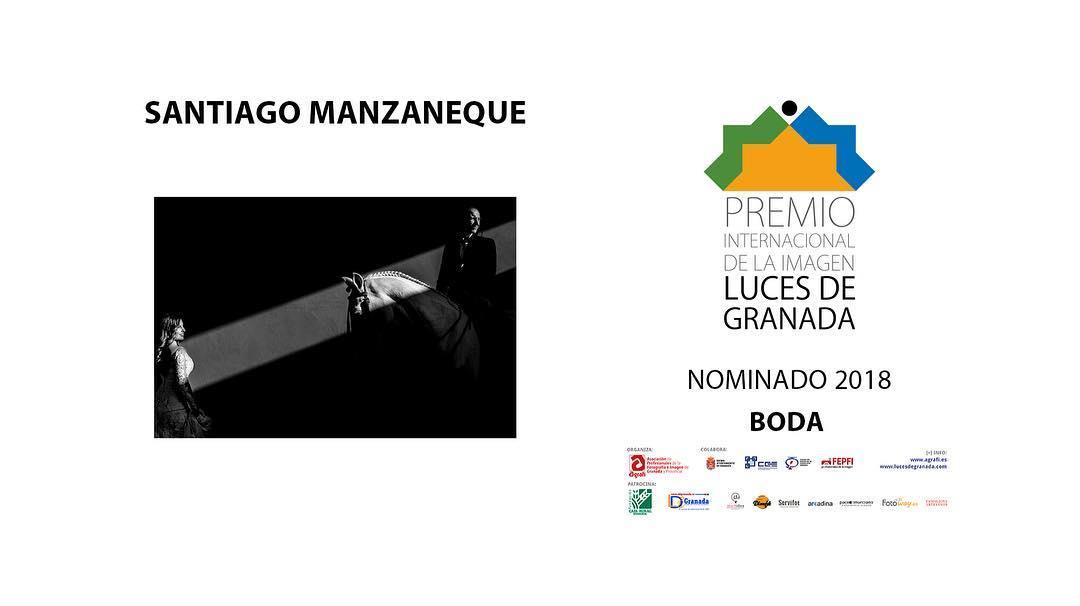 Premio Internacional Luces de Granada 2018