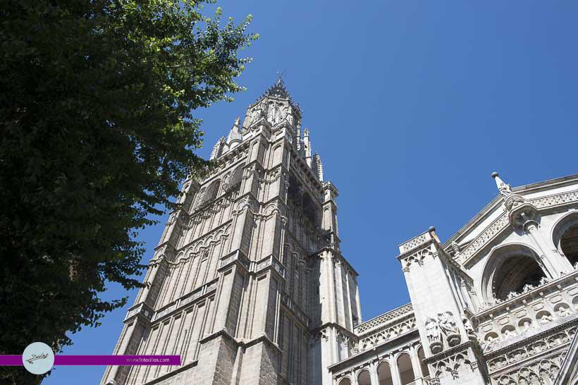 Boda Catedral de Toledo, Oscar y Elena