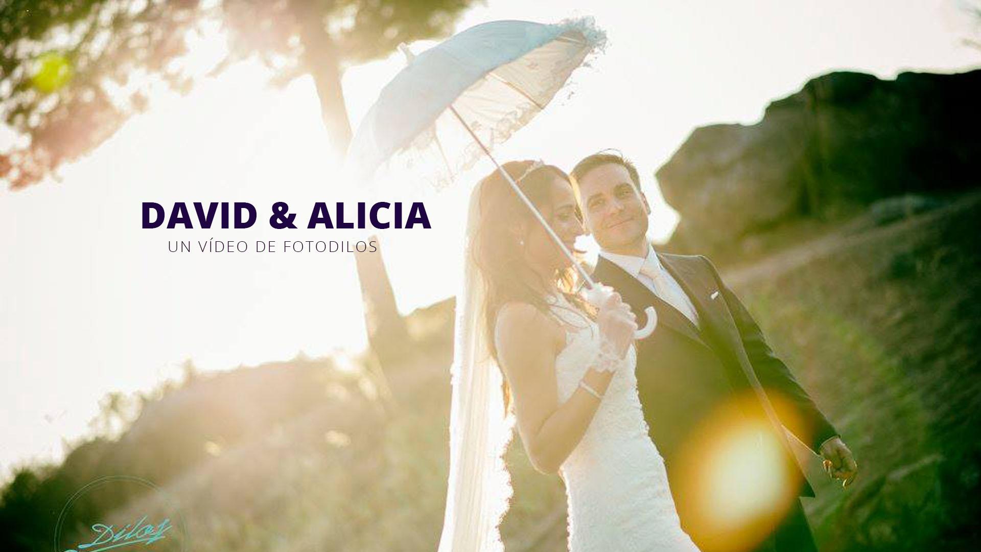 Vídeo de boda en Toledo