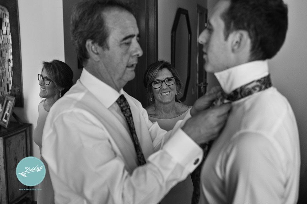 Fotografías de boda naturales y sin posados