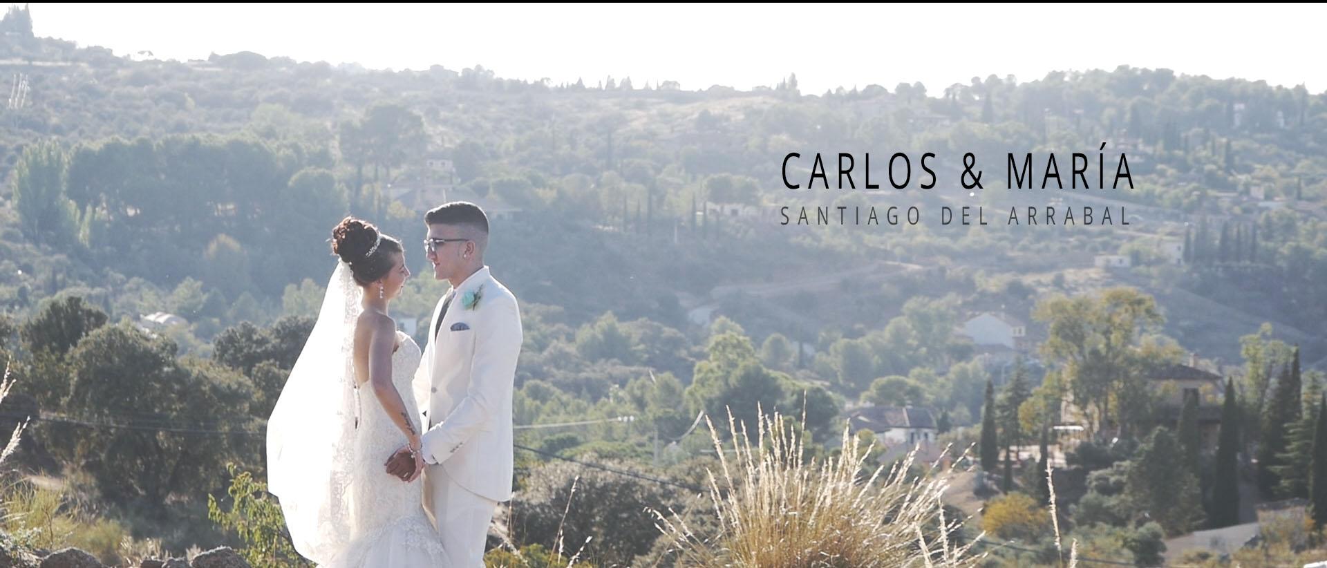 Carlos y María. Boda de emociones