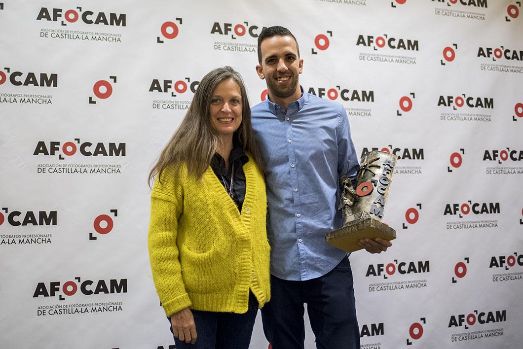 Santiago Manzaneque gana el Premio Quijote 2017